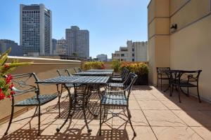 Orchard Garden Hotel, Hotels  San Francisco - big - 28