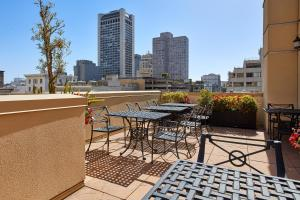 Orchard Garden Hotel, Hotels  San Francisco - big - 29