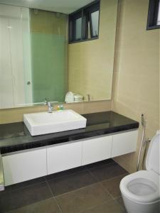 FlexiAsia BayView Apartment-Bora Resident, Ferienwohnungen  Johor Bahru - big - 14