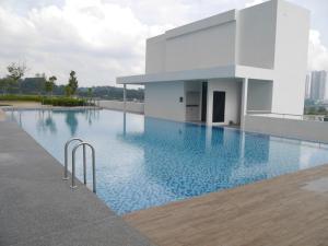 FlexiAsia BayView Apartment-Bora Resident, Ferienwohnungen  Johor Bahru - big - 49