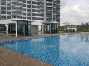 FlexiAsia BayView Apartment-Bora Resident, Ferienwohnungen  Johor Bahru - big - 50