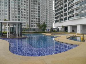FlexiAsia BayView Apartment-Bora Resident, Ferienwohnungen  Johor Bahru - big - 48