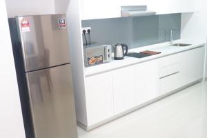 FlexiAsia BayView Apartment-Bora Resident, Ferienwohnungen  Johor Bahru - big - 12
