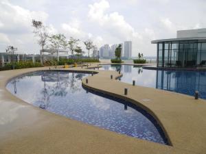 FlexiAsia BayView Apartment-Bora Resident, Ferienwohnungen  Johor Bahru - big - 38