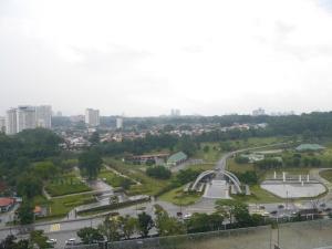 FlexiAsia BayView Apartment-Bora Resident, Ferienwohnungen  Johor Bahru - big - 43