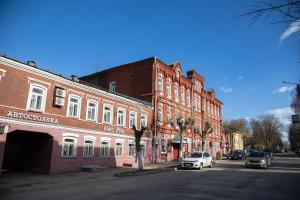 Hotel Gubernskaya - Byelokhohmitski Zavod