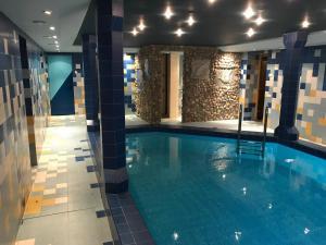Galia, Hotels  Druskininkai - big - 21