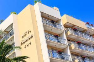 Quality Hotel Menton Méditerranée, Отели  Ментон - big - 29