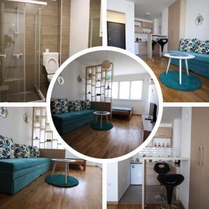 Stan na dan Brcko, Apartments  Brčko - big - 17
