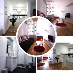 Stan na dan Brcko, Apartments  Brčko - big - 10