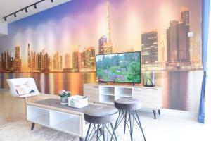 FlexiAsia BayView Apartment-Bora Resident, Ferienwohnungen  Johor Bahru - big - 20