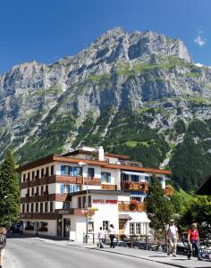 Hotel Spinne Grindelwald, Hotely  Grindelwald - big - 58