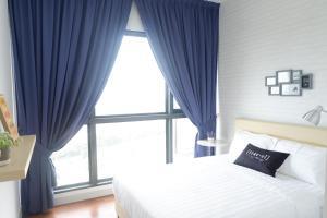 FlexiAsia BayView Apartment-Bora Resident, Ferienwohnungen  Johor Bahru - big - 6