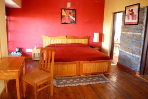 1 BR Boutique stay in Kasaar Devi Temple, Almora (5E45), by GuestHouser