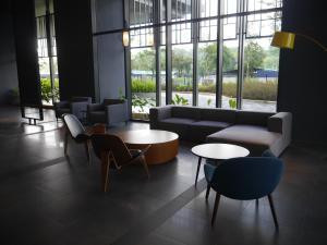 FlexiAsia BayView Apartment-Bora Resident, Ferienwohnungen  Johor Bahru - big - 57