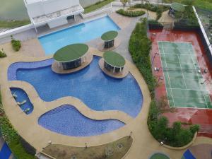 FlexiAsia BayView Apartment-Bora Resident, Ferienwohnungen  Johor Bahru - big - 45