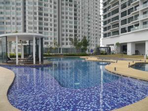 FlexiAsia BayView Apartment-Bora Resident, Ferienwohnungen  Johor Bahru - big - 47