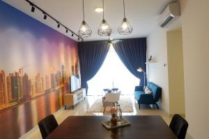 FlexiAsia BayView Apartment-Bora Resident, Ferienwohnungen  Johor Bahru - big - 23