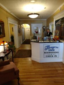 Thayers Inn, Hotels  Littleton - big - 10