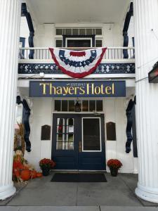 Thayers Inn, Hotels  Littleton - big - 51