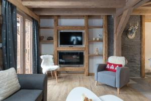 Mont Blanc Lodge and Spa Chalets1066