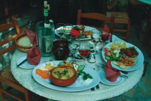 Kiniras Traditional Hotel & Restaurant, Szállodák  Páfosz - big - 31