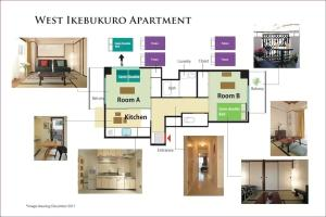 Toshima - apartment / Vacation STAY 1279