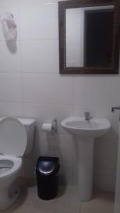 Residence Premium, Apartments  Mongaguá - big - 7