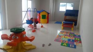 Residence Premium, Apartments  Mongaguá - big - 14