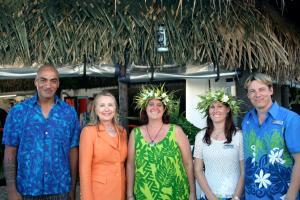 Manuia Beach Resort, Rezorty  Rarotonga - big - 37