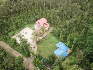 Villa Vibes, Privatzimmer  Chikmagalūr - big - 20