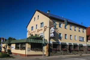 Hotel-Restaurant und Gästehaus Löwen - Göppingen