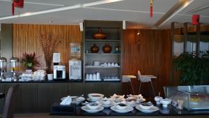 Dubai Motel, Motel  Yilan City - big - 58
