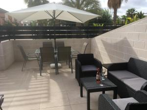 Luxury 3 bedroom 3 bathroom house, Playa Flamenca, Ferienhäuser  Playa Flamenca - big - 38