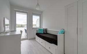 Apartament z 3 sypialniami Bliżej Morza ApartamentyPrzyMorzu