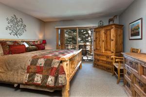 Silver King- Snow Flower Resort, Appartamenti  Park City - big - 26