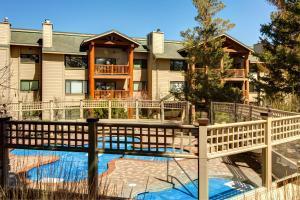 Silver King- Snow Flower Resort, Appartamenti  Park City - big - 34