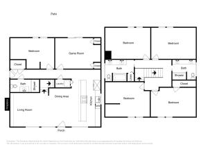 3689 Spruce Ave Home, Dovolenkové domy  South Lake Tahoe - big - 43