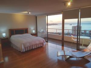 Alluring View at Valparaiso departamento