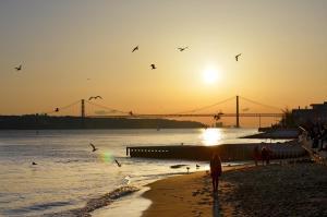Famous Crows GuestHouse, Penzióny  Lisabon - big - 14