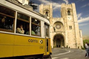 Famous Crows GuestHouse, Penzióny  Lisabon - big - 55