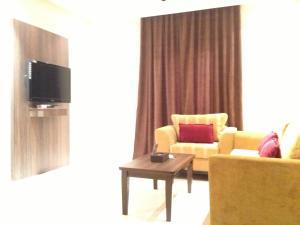 Drr Ramah Suites 5, Апарт-отели  Эр-Рияд - big - 50