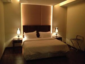 Drr Ramah Suites 5, Апарт-отели  Эр-Рияд - big - 35