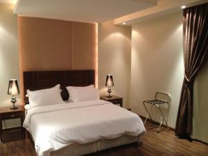 Drr Ramah Suites 5, Апарт-отели  Эр-Рияд - big - 38