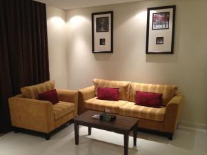 Drr Ramah Suites 5, Апарт-отели  Эр-Рияд - big - 46