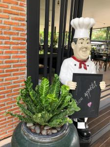 Paragon Inn, Hotels  Lat Krabang - big - 90