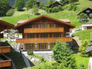 Apartment Felix - GriwaRent AG - Hotel - Grindelwald