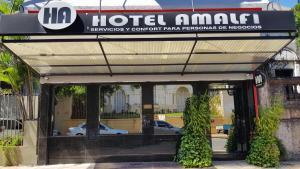 Hotel Amalfi, Отели  Асунсьон - big - 33