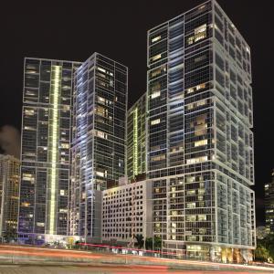 obrázek - Luxury 2 Bedroom Bay Front Apt at Miami w/ Breathless View 3304