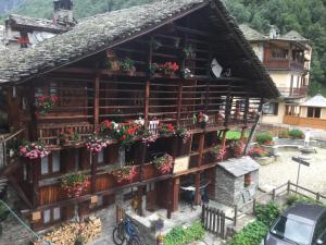 Appartamento Walser - Apartment - Alagna Valsesia